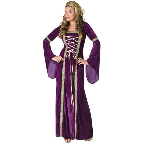 Renaissance Lady Costume - Medium/Large - Dress Size 10-14