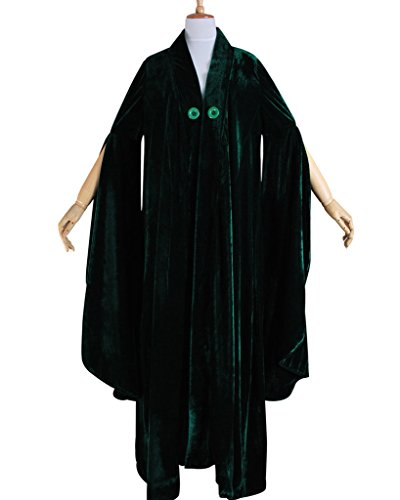 DreamDance Harry Potter Cosplay Minerva McGonagall Costume Green
