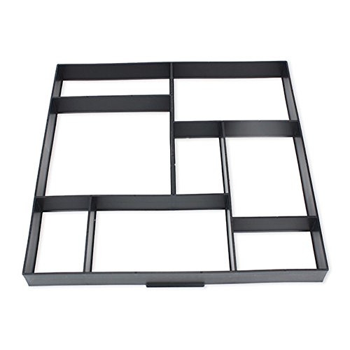 kungfu-mall-51cm-20inch-garden-paving-mould-square-shape-diy-walking-path-cement-moulds-molds-maker-