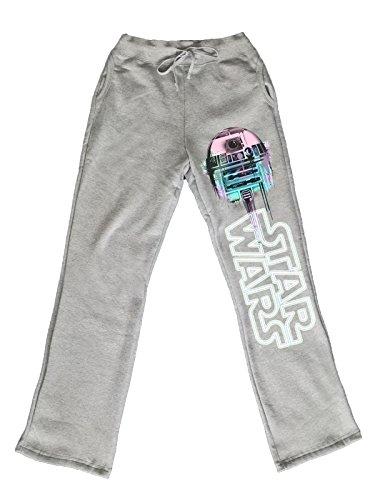 Star Wars It's So Unfluffy Pantaloni jogging grigio sport XL