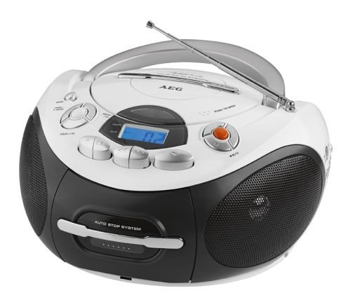 SR 4353 Stereo Radio mit CD-Player