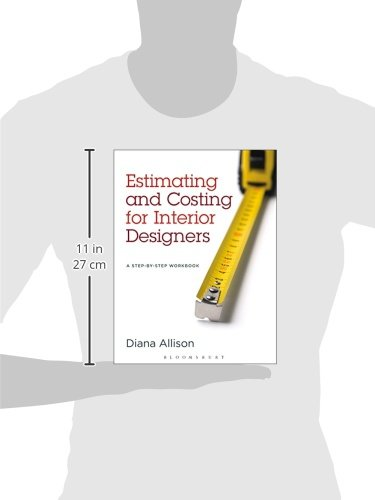 estimating and costing for interior designers a step-by-step workbook pdf