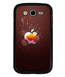 printtech Apple Back Case Cover for Samsung Galaxy Grand i9080:::Samsung Galaxy Grand i9082
