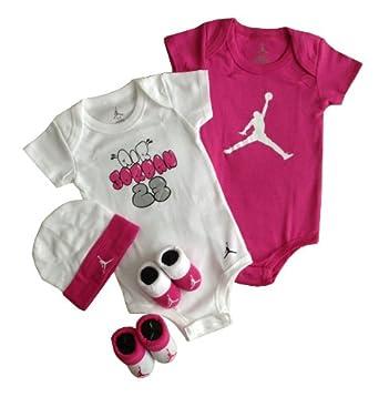 Amazon Nike Jordan Infant New Born Baby Layette Set 0