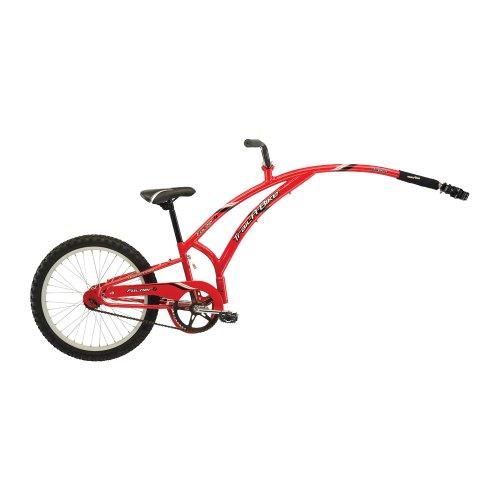 Adams Folder 1 Trail-A-Bike - Red front-1081038