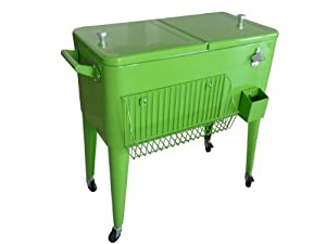 Permasteel PS-203-LIME Patio Cooler, 80-Quart, Lime from Permasteel, Inc.