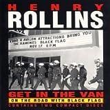 Get in the Van (2 CD's) (1570421706) by Henry Rollins