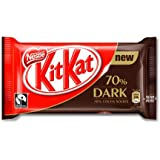Kit Kat 4pk 70% Cocoa Dark Chocolate (45g / 1.6oz per pack)
