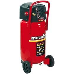 Mercure 425090 Compressore 50 L 2 hp fifty