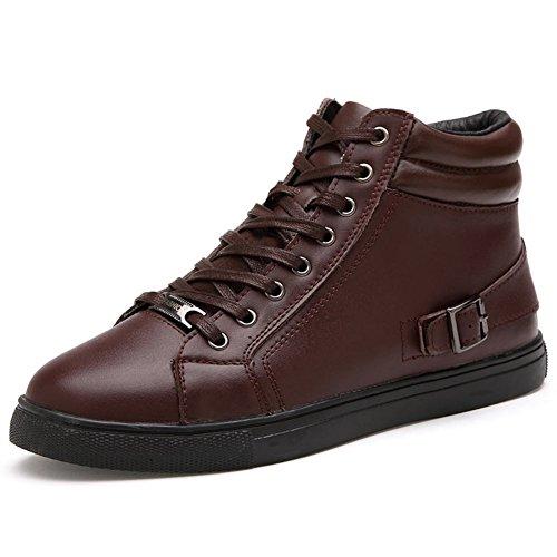 La version coréenne d'hommes lacets chaussures / Hi-sport shoes /Chaussures occasionnelles