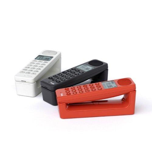 Teléfono DECT contestador automático DP 01 Jasper Morrison Punkt