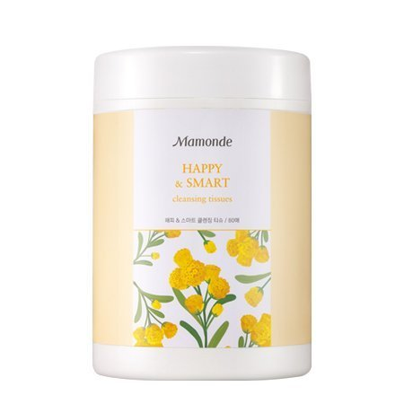 mamonde-happy-smart-cleansing-tissue-80sheets-with-original-case