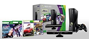 Xbox 360 250GB + Kinect プレミアムセット【メーカー生産終了】