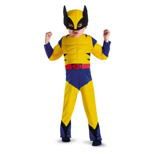 Wolverine Classic Muscle Toddler - Size: 2T
