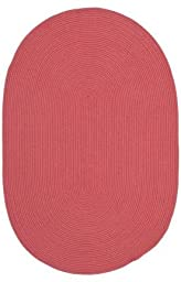 Safavieh MSJ2121G-2 Martha Stewart Collection Handmade Adobe Oval Area Rug, 1\' 8 \