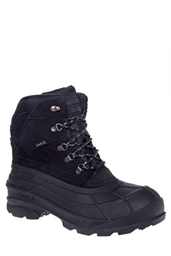 Fargo Lace-Up Snow Boot