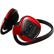 K01 On-Ear Wireless Sports Headphone MP3 Player With FM Radio & TF Card Reader Colors May Vary