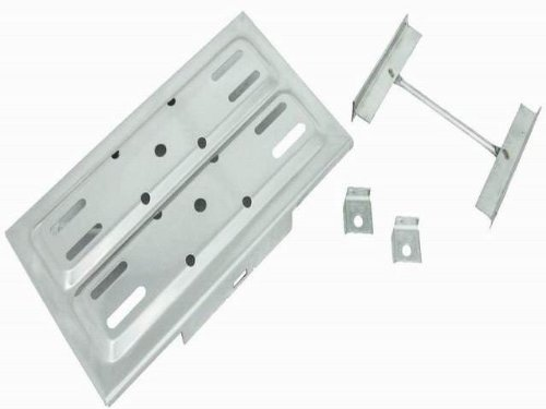 Racing Power Company R9323 Stainless Steel Battery Tray Kit