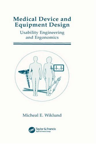 Medical Device and Equipment Design: Usability Engineering and Ergonomics