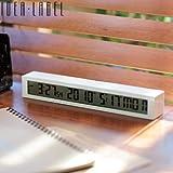 イデア 電波時計 Sticlock M LCR080-WH