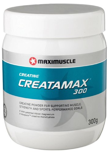 Maximuscle Creatamax 300 300 g Size and Strength Creatine Powder