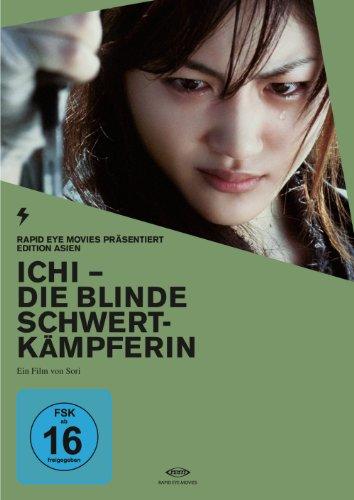 Ichi - Die blinde Schwertkämpferin - Edition Asien