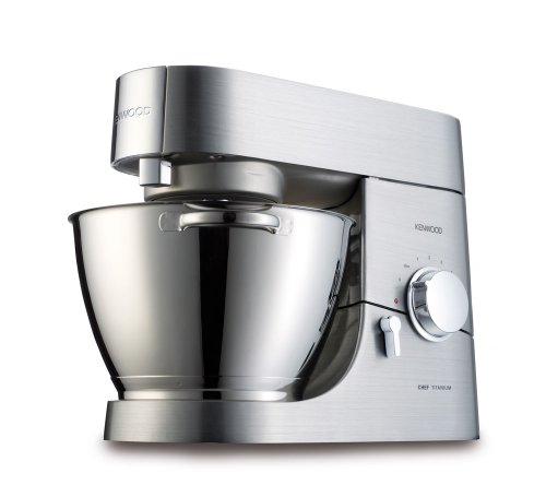 Kenwood KM013 Chef Titanium Mega Pack Mixer (Amazon.co.uk Exclusive) from Kenwood