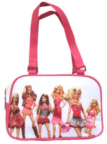 バービー Barbie ミニボストンバッグ ファッショニスタ8306【FASHIONISTAS 子供用 キッズ 雑貨 グッズ】