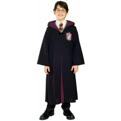 Deluxe Harry Potter Robe Costume - Large