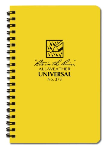 Rite in the Rain All-Weather Student Spiral Notebook, 4-5/8