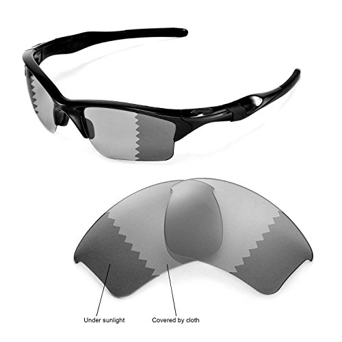 2dc55203745 Walleva Replacement Lenses for Oakley Half Jacket 2.0 XL - Import It All