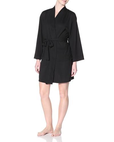 Aegean Apparel Women's Knit Jersey Traveler Robe