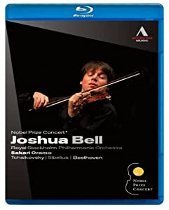 Various Nobel Prize Concert Blu-ray 2011 by Accentus