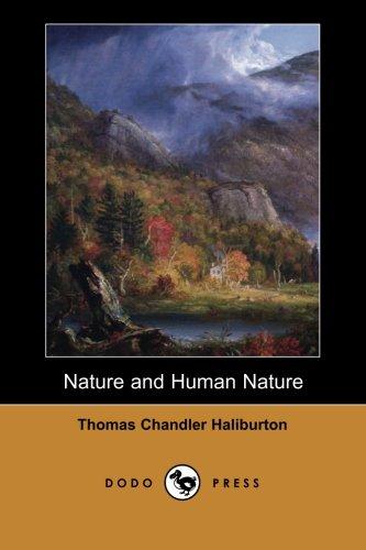 Nature and Human Nature (Dodo Press)