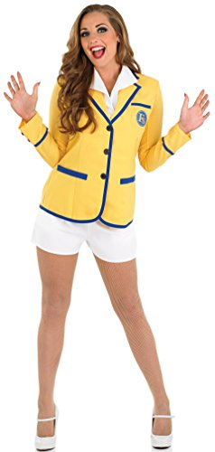 Holiday Camp Helper - Adult Fancy Dress Costume - Sizes S to XL