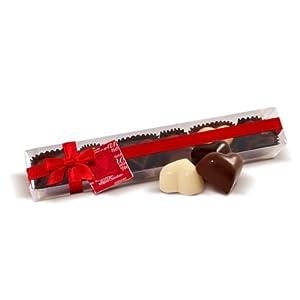 Valentine's Day 6pc Heart-Shaped Truffle Sampler