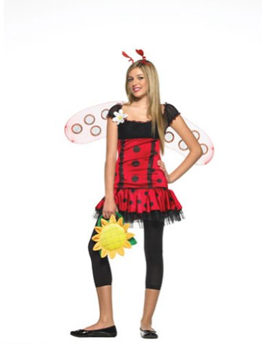 Daisy Bug Teen Small/Medium Halloween Costume
