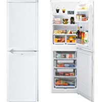 Indesit CAA55 Free Standing Fridge Freezer in White 'A+' rating