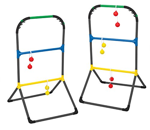 East Point Folding Ladder Ball Set
