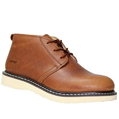 "Golden Fox Chukka Boot 6"" Brun 9 M US"