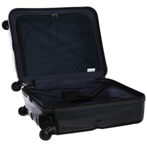 [ワールドトラベラー] World Traveler ディラトン スーツケース 46cm・40リットル・2.6kg 05806 01 01 (ブラック)