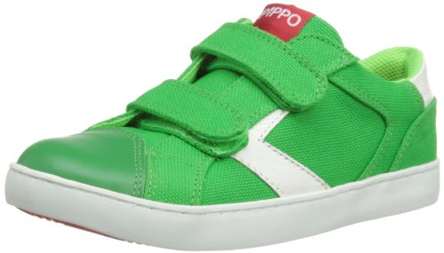 Pippo Unisex-Child Raider Canvas Fashion Sandals A14RAIDCANGREE Green 1 UK Child, 33 EU