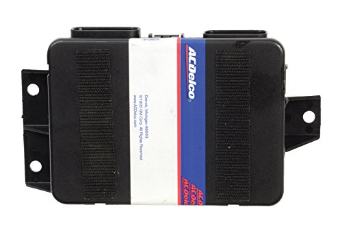 ACDelco 19245408 Professional Electronic Throttle Body Module, Remanufactured (Electronic Throttle Module compare prices)