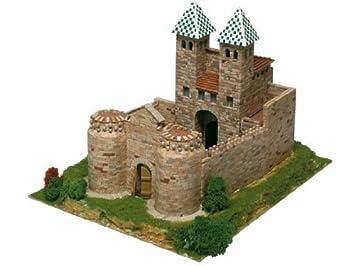 Maquette en céramique - Puerta Nueva de Bisagra, Tolède, Espagne