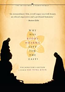 Why Has Bodhi-Dharma Left for the East [Import]