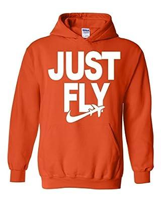 Artix Just Fly Unisex Hoodie Sweatshirt