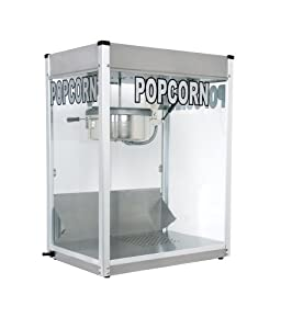 Paragon PS-16 Professional Series Popper 16-Ounce Popcorn Machine