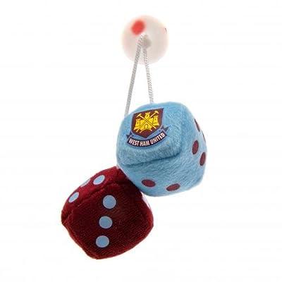 Furry Dice - West Ham United F.C