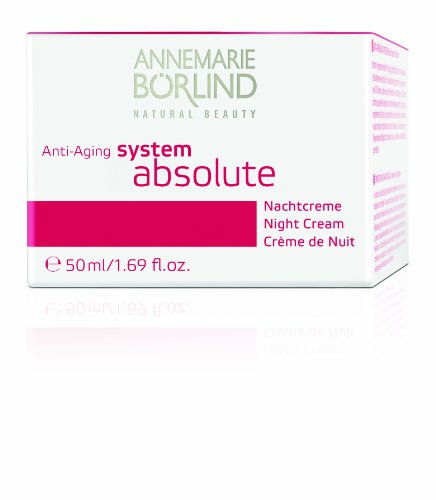 Annemarie Börlind Gesichtspflege System Absolute Anti-Aging Nachtcreme 50 ml