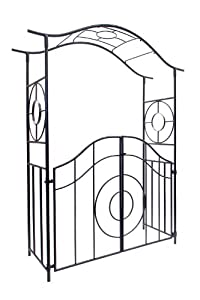 Achla Designs Tuscany Arbor with Gate